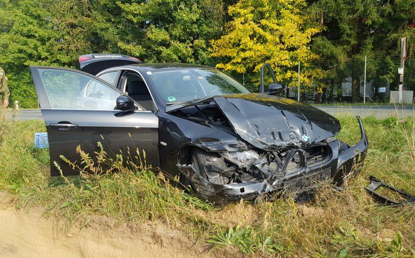 Verkehrsunfall St.Radegund